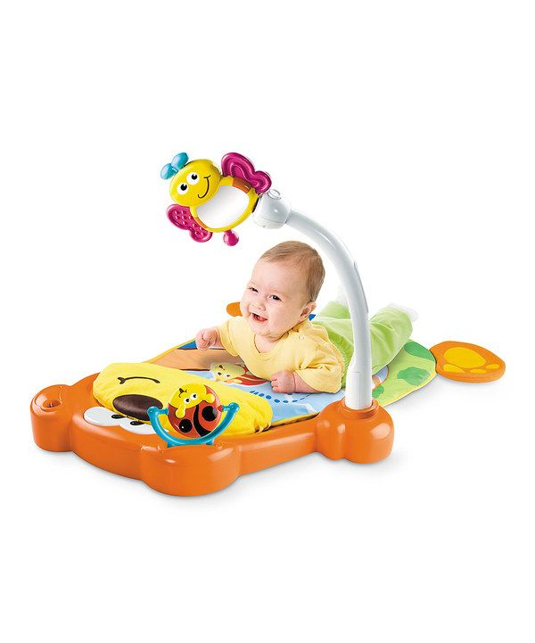 Look at this Grow-n-Go Play Center on #zulily today!