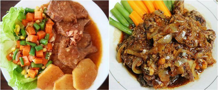 Perpaduan Daging Sapi Dan Rempah Rempah Membuat Bistik Begitu Menggugah Selera Resep Resep Masakan Sehat Resep Masakan