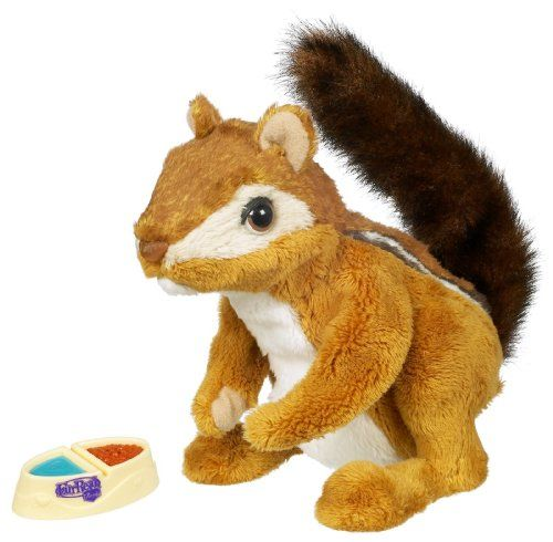 FurReal Friends Newborn Chipmunk (Styles May Vary Fur Real