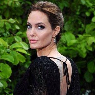 - Angelina Jolie