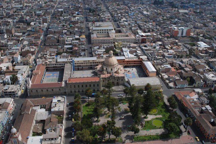 Riobamba en Provincia del Chimborazo