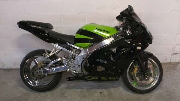 2002 Kawasaki Ninja ZX-9R for sale in Sanilac, MI - Dcjq629l