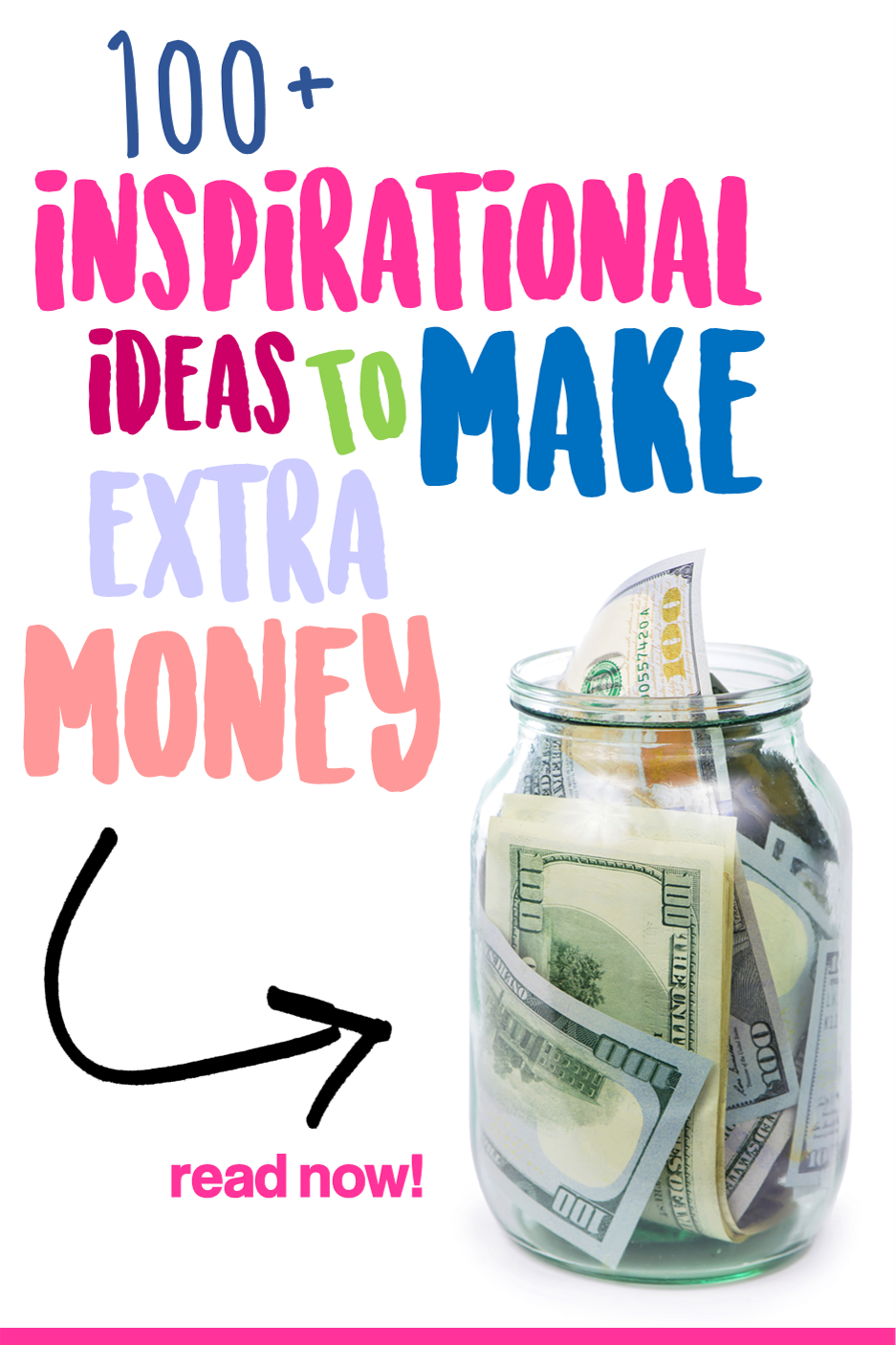 100 Clever Ideas to Earn Extra Money and Boost Your Income | Paid ...