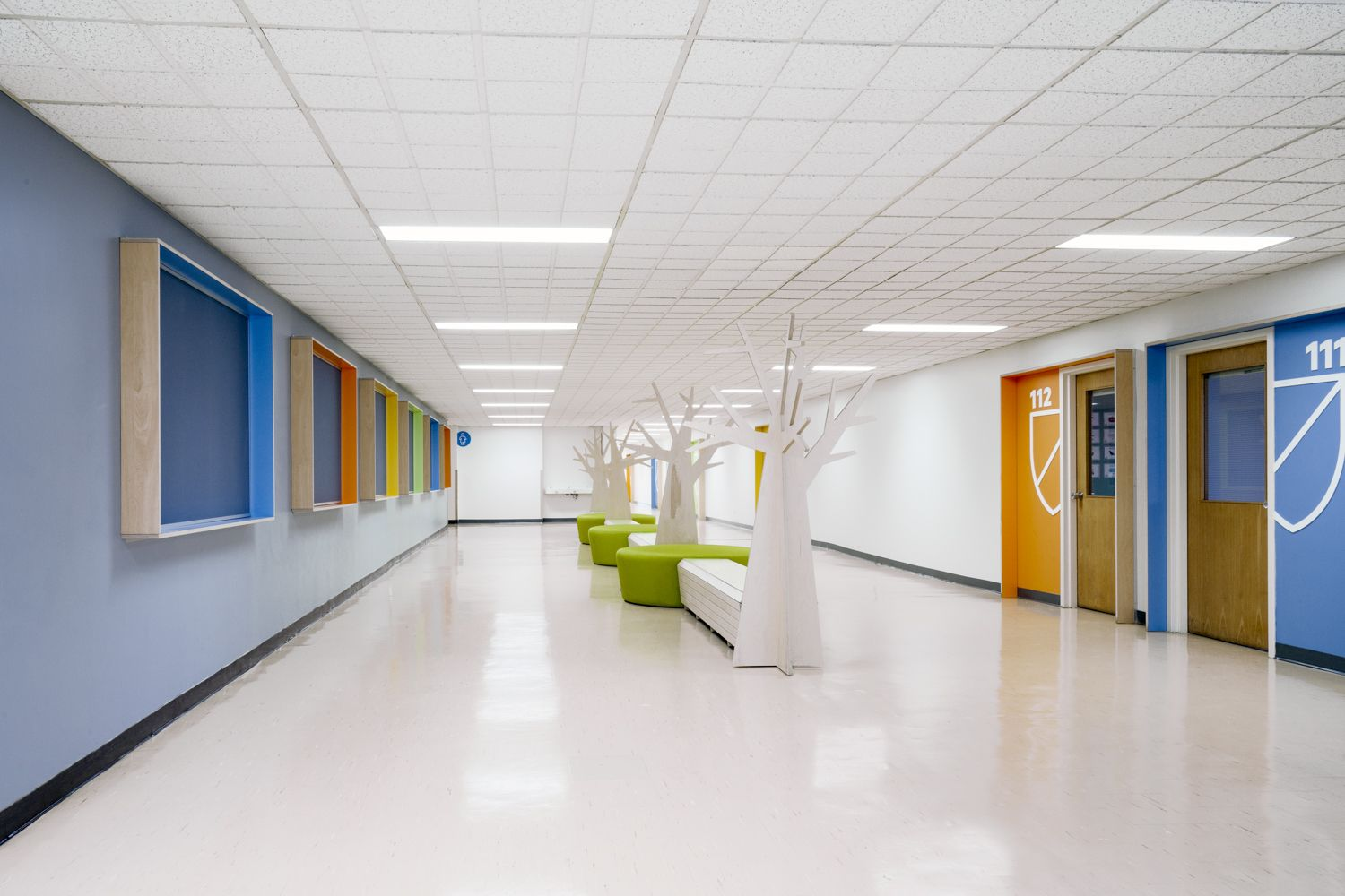 Acad mie sainte anne academy cole primaire elementary for Cours design interieur montreal