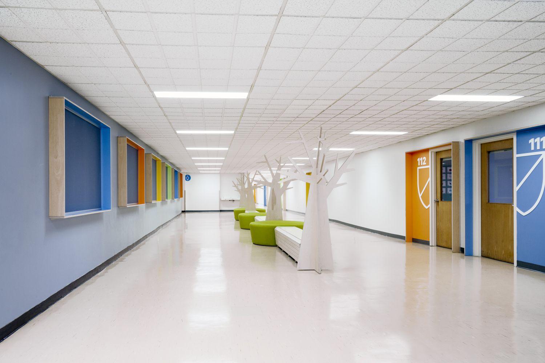 Acad mie sainte anne academy cole primaire elementary for Cours de design interieur montreal