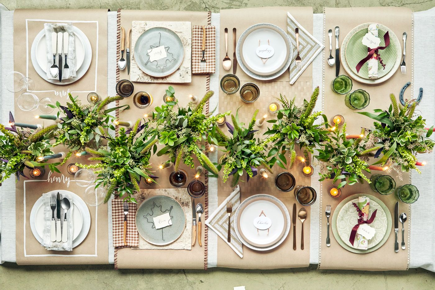 55 DIY Thanksgiving Table Settings to Wow All Your Holiday Guests