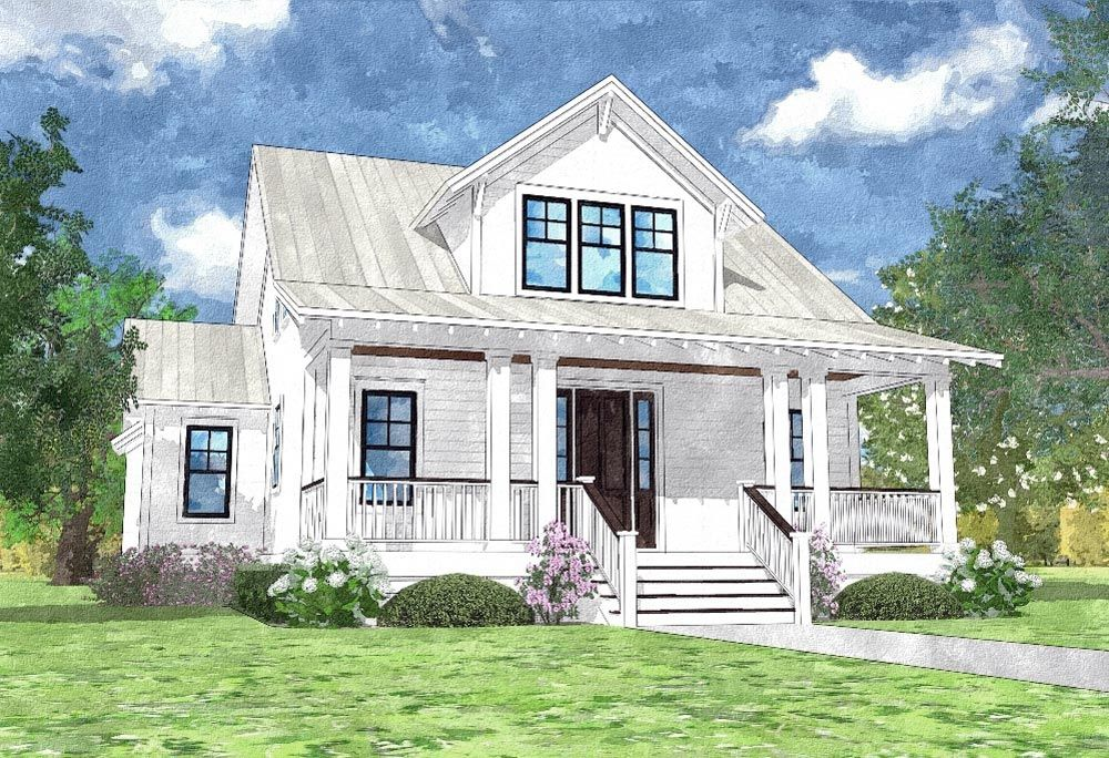 4 Bed Cottage with Exterior Options