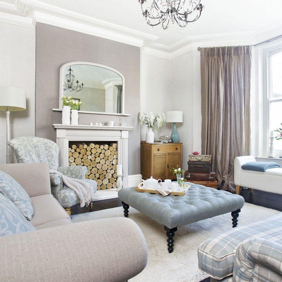 Valentin Footstool Taupe living room, Beige living rooms