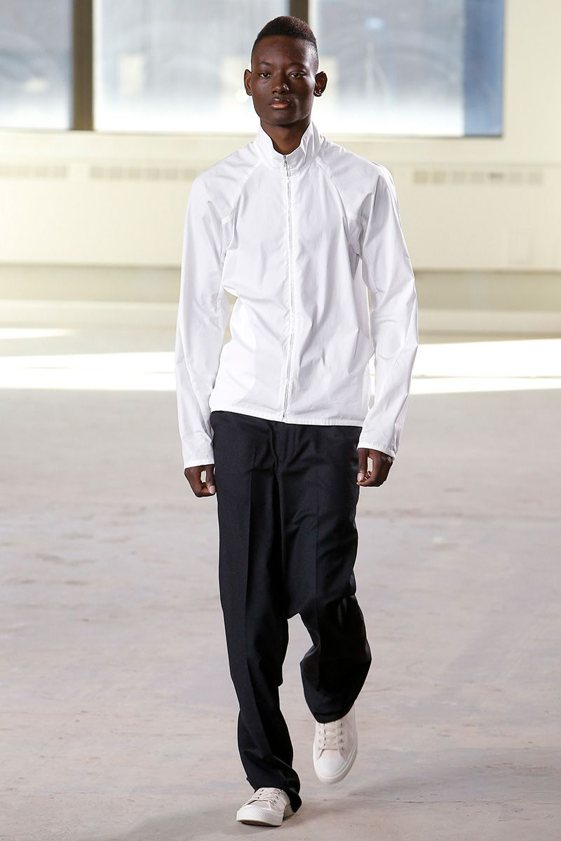 Duckie Brown Presents Six Looks for Fall Collection