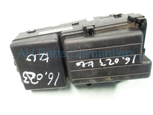 Used 2006 Honda Accord ENGINE FUSE BOX . Purchase from http ... On A Accord Fuse Box on