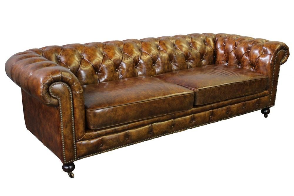 Top Grain Vintage Leather Chesterfield Sofa Dark Brown By Hiragallerybyhira On Etsy Https Chesterfield Leather Chesterfield Vintage Leather Chesterfield Sofa