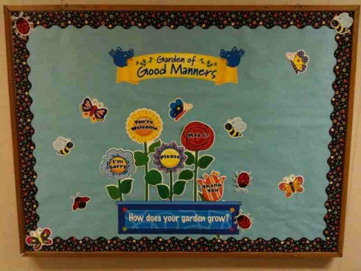 Classroom Decorations Bulletin Board Set : Classroom set up our spanish classrooms