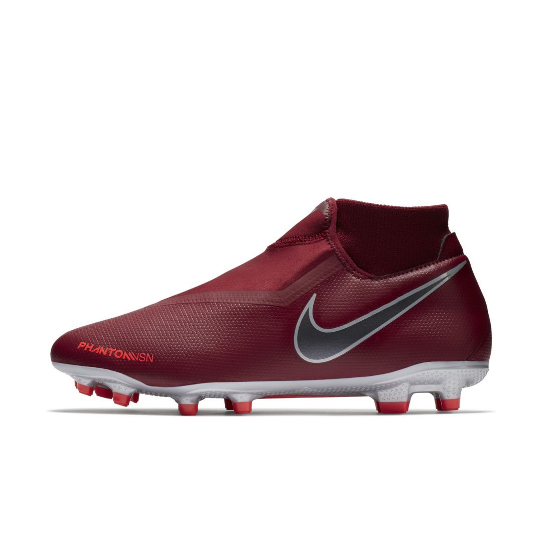 Nike Phantom Vision Academy Dynamic Fit Multi-Ground Soccer Cleat Size 10.5  (Team Red) eaae8b858f17