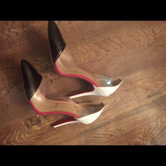 Christian Louboutins heels Christian Louboutin heels size 40 Christian Louboutin Shoes Heels
