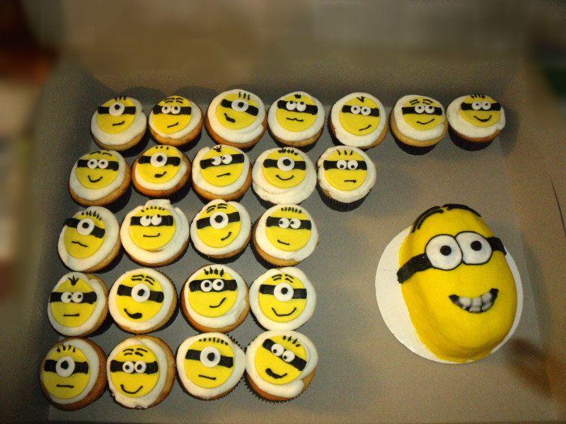 Minion Cake Decorations Nz