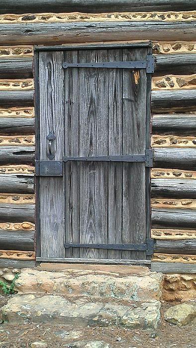 Log Cabin Door Cabin Doors Arched Doors Window Architecture