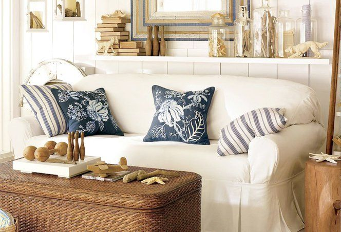 How to Accessorize the Pottery Barn Way