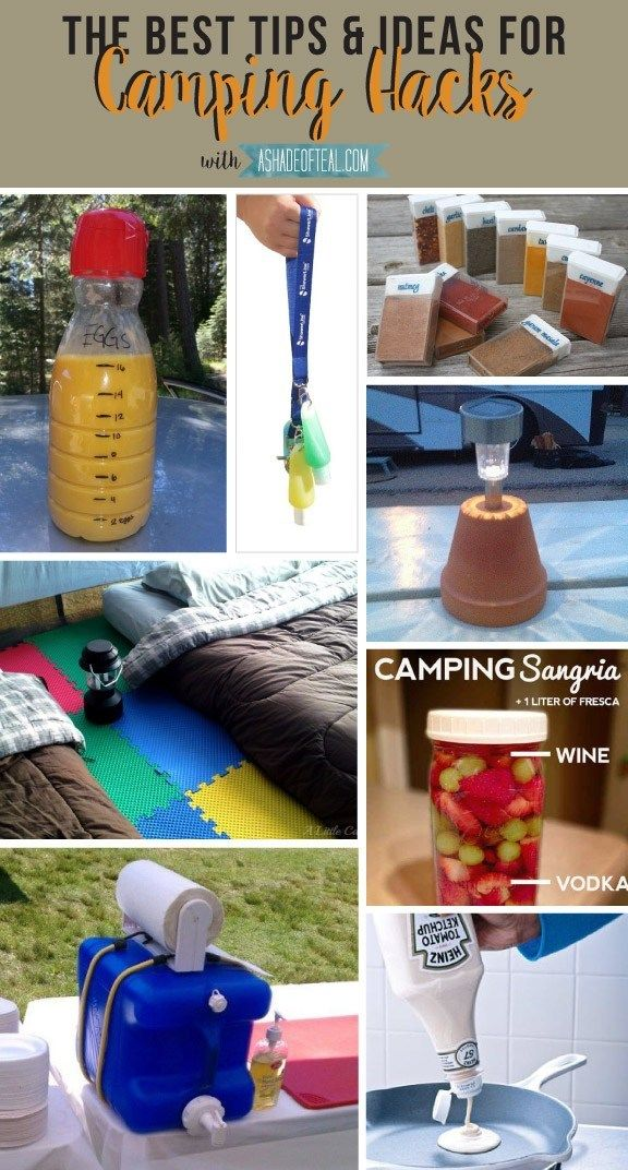 Photo of Easy & Delicious Camping Food Ideas