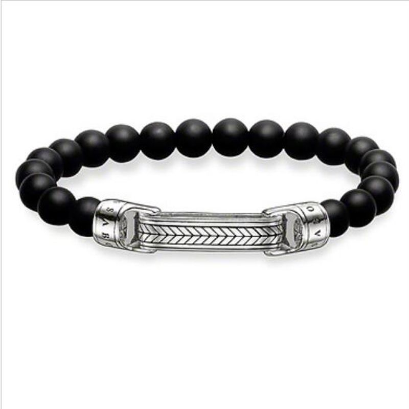 Hot Sale silver plated handsome bracelets bangles for men male best gift fashion charm bracelet wholesale free shipping TH1434