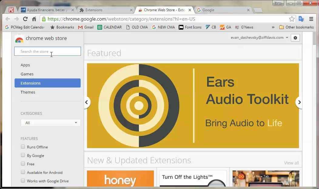 Pin by Dan Kinne on Google Chrome Apps and Extensions