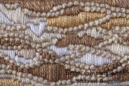 No doubt people are swinging by this morning to check out what the stitch is for this week. Without further fuss, this week the challenge stitch is Palestrina stitch. Directions are in my stitch di...