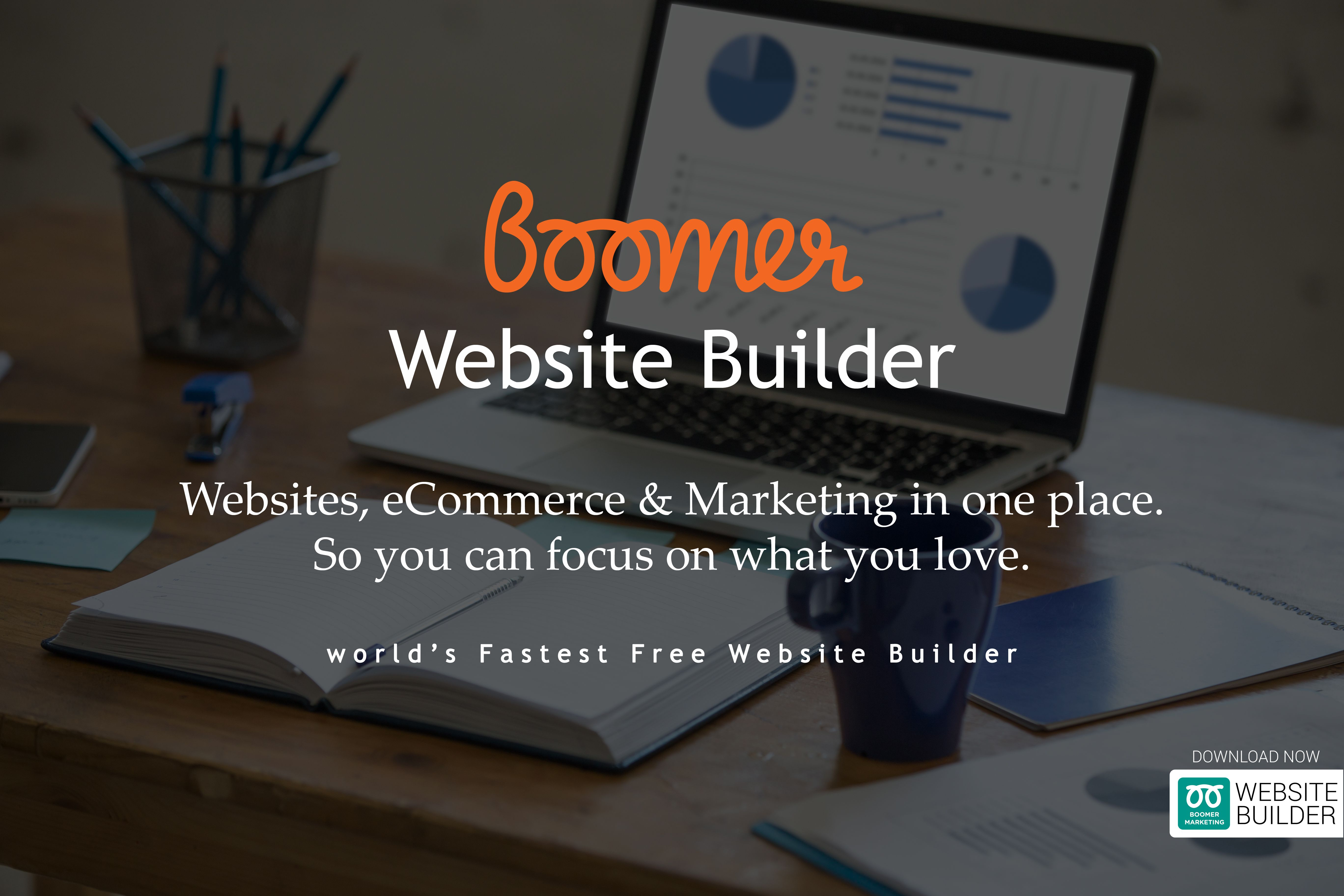 We take care of your Websites and Marketing. So
