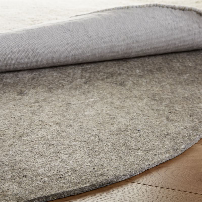 Multisurface 10 X14 Thick Rug Pad Reviews Crate And Barrel Rugs Rugs On Carpet Crate Barrel
