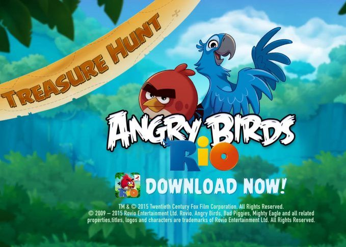 Angry Birds Rio Free Shopping Apk Mod Download Angry Birds