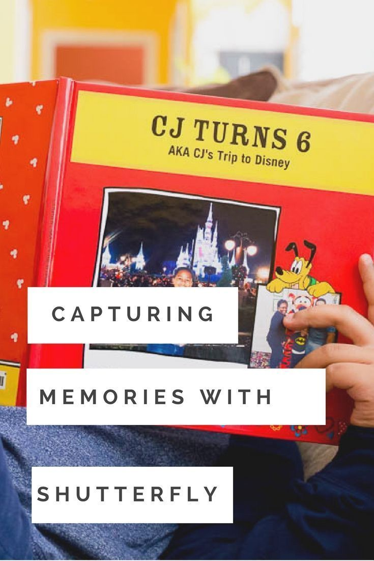 With the help of the Make My Book Service from Shutterfly