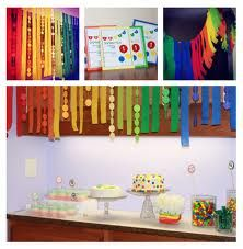 bright colorful party decorations - Google Search