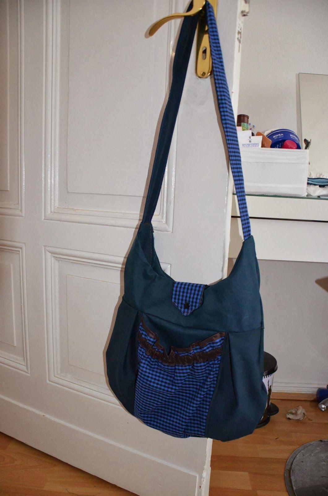 Tasche Jadie nähen | Bags | Pinterest | Nähen, Freebooks und Taschen ...
