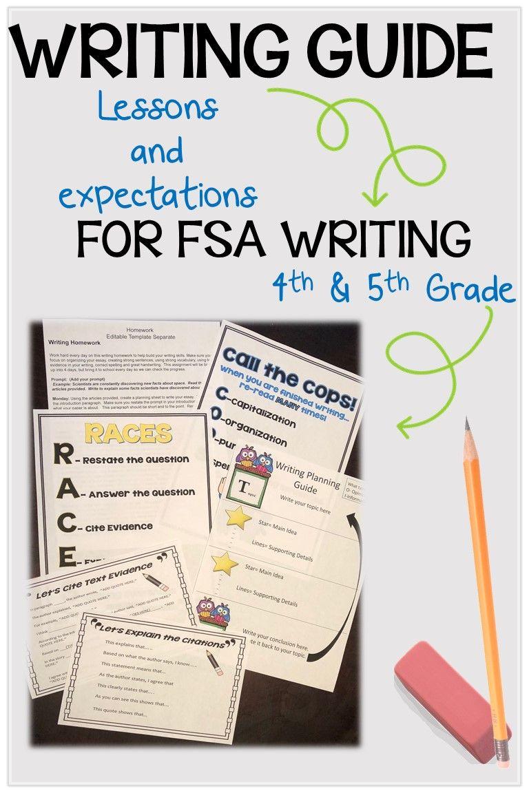 Pin On Teachers Pay Teachers Fsa reading practice grade answer