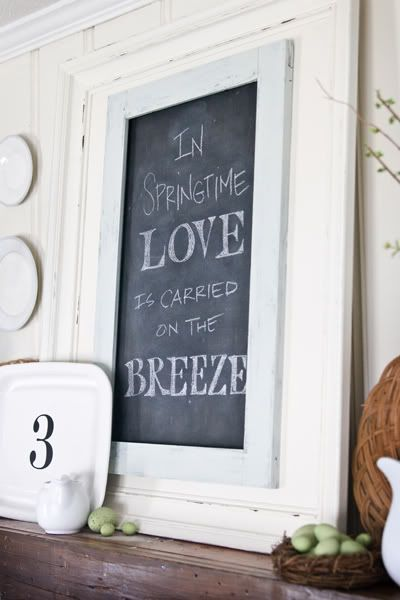 picture frame chalkboard | For the Home | Pinterest | Picture frame ...