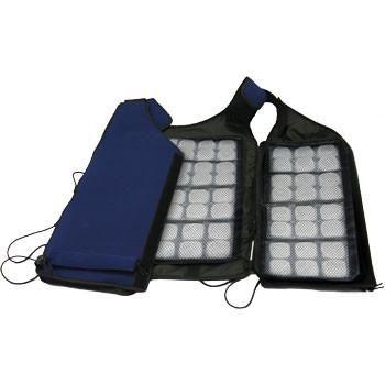 Ice Vest Zipper Front Ice Vest Vest Navy