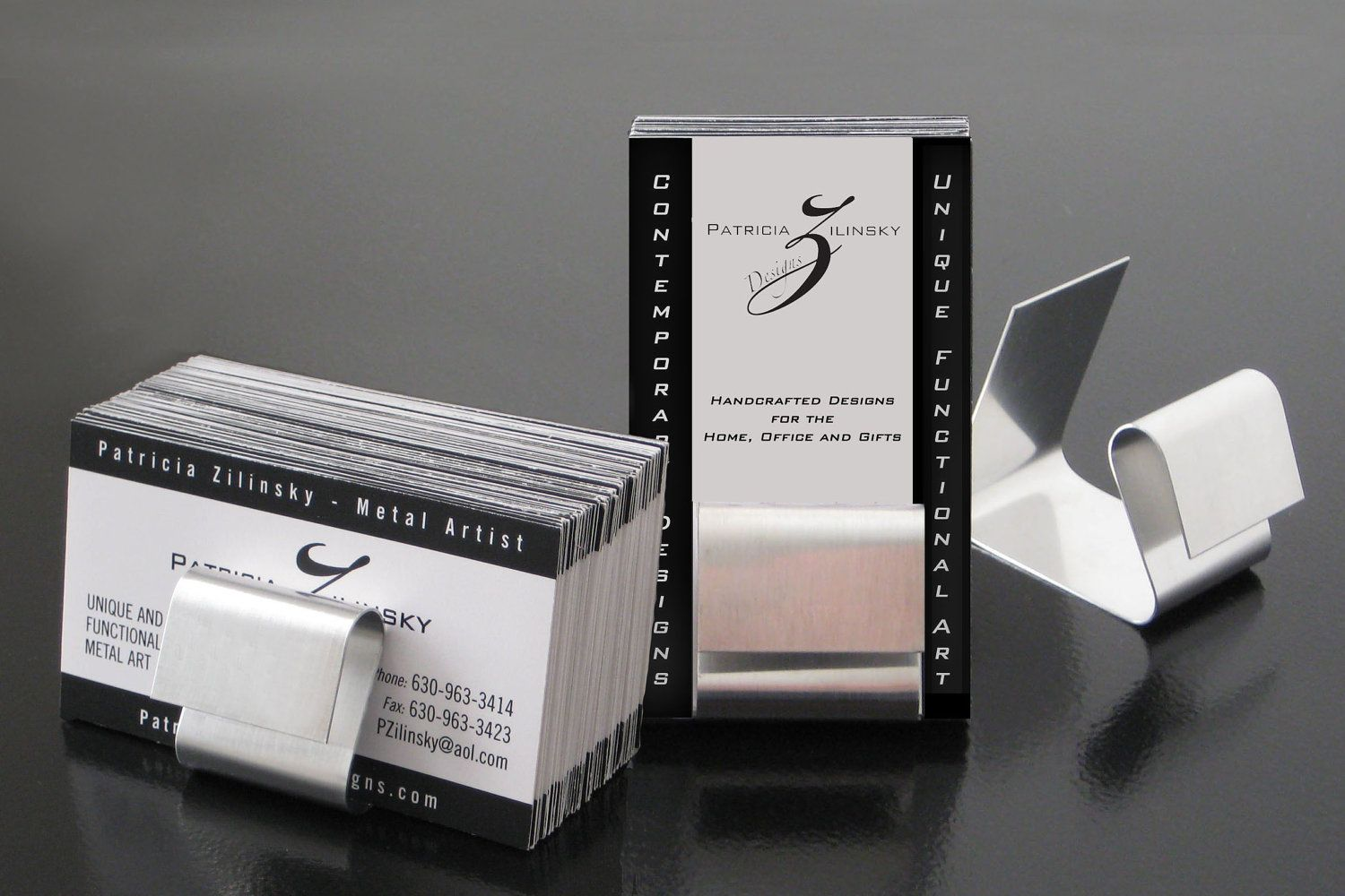 business card holders | Vertical/Horizontal Business Card Holder by ...