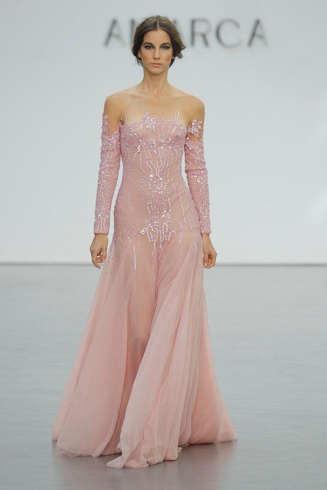 Bridal Fashion Week: las últimas tendencias para la primavera 2018 ...
