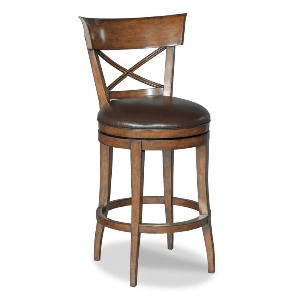 Surprising Woodbridge Armless X Back Swivel Bar Stool Bar Stools In Ibusinesslaw Wood Chair Design Ideas Ibusinesslaworg