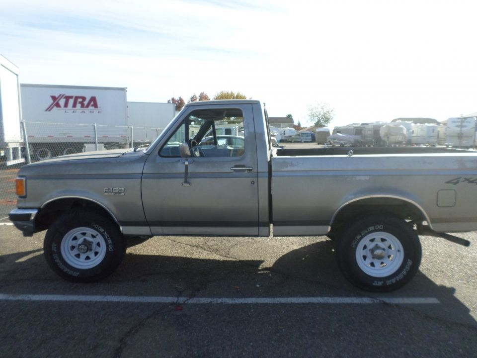 truck for sale 1990 ford f 150 4x4 lariat in lodi stockton ca ford f150 trucks for sale ford 1990 ford f 150 4x4 lariat in lodi