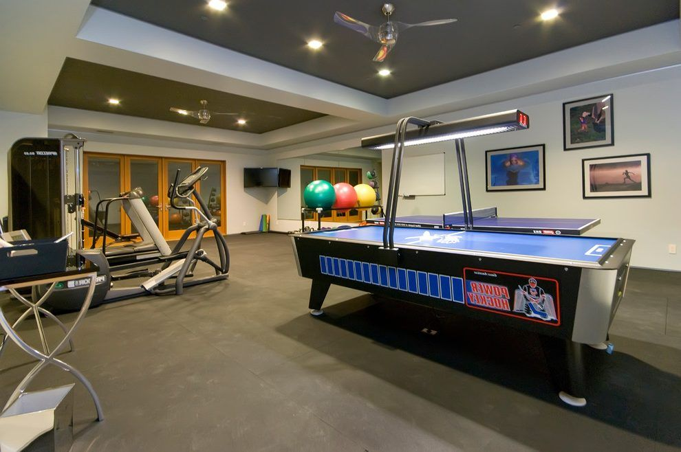 Greatest Dwelling Gymnasium Concepts To Carry You A Wholesome Life Home Gym Design Basement Gym Best Home Gym