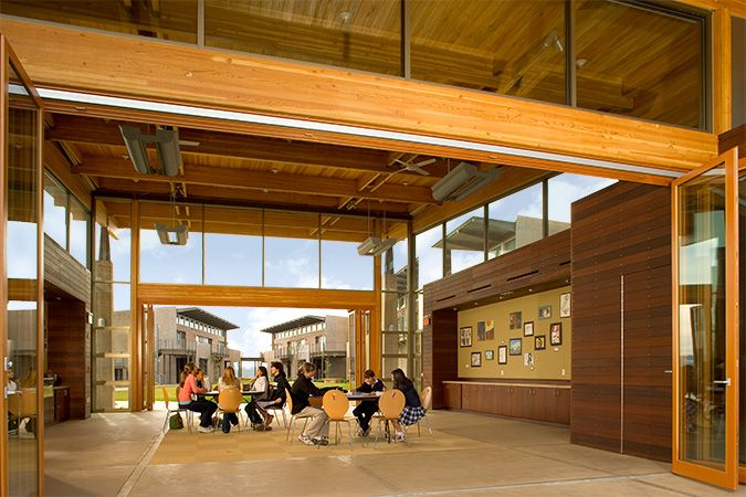 Francis Parker School   Lake Flato Architects. San Diego, CA