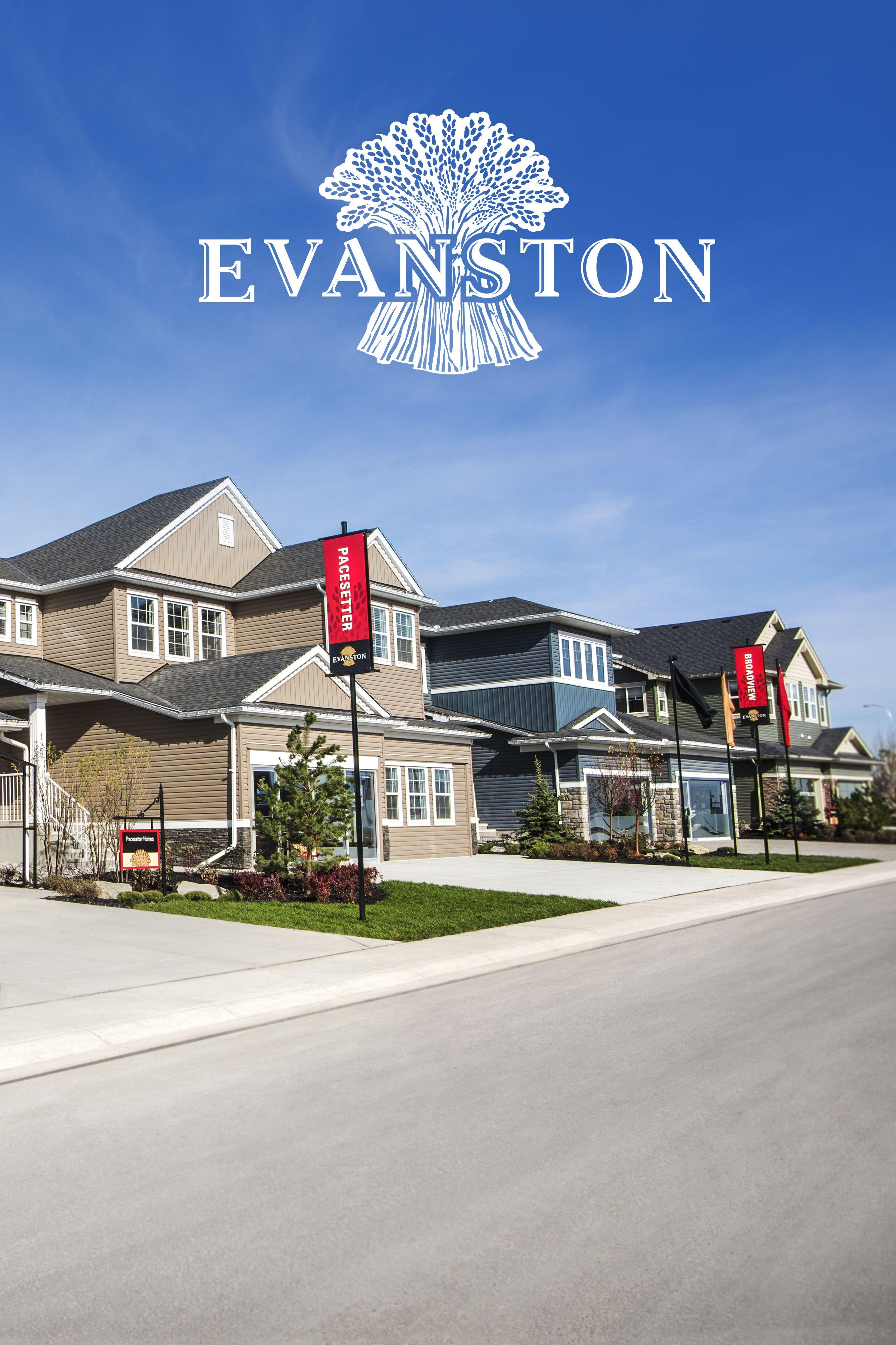 Evanston Showhomes Calgary | Evanston, Calgary, New homes
