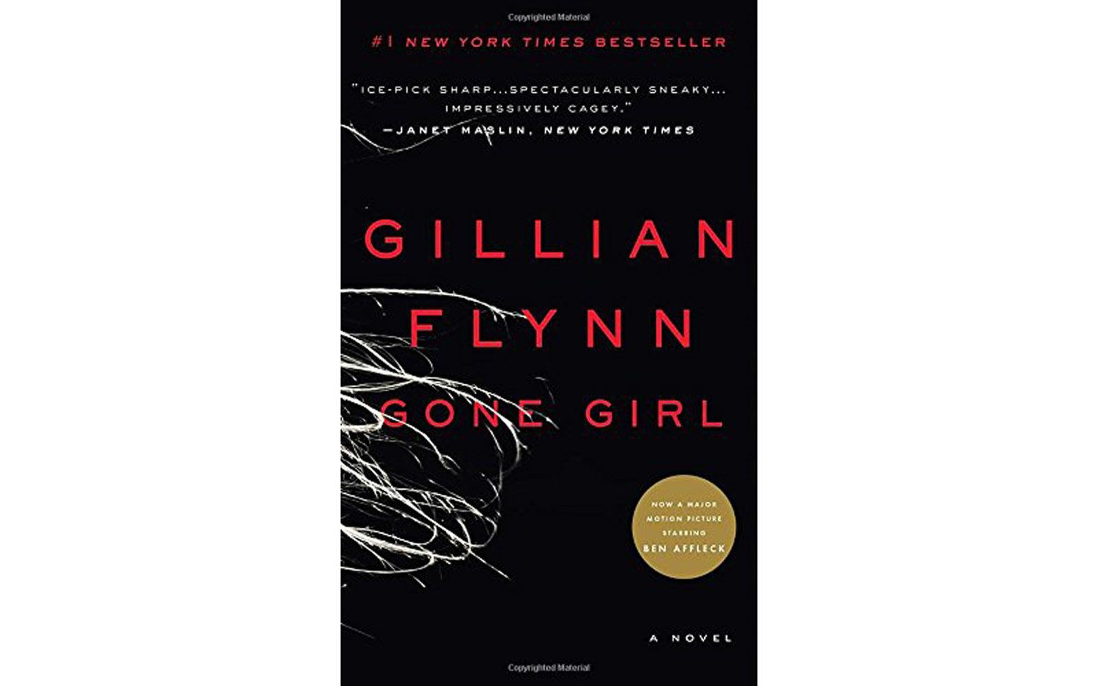 11 Books Recommended By Your Favorite Celebrities Celebrity Books Gillian Flynn Gone Girl