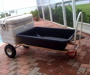1 000 Lbs Dock Beach Cart For Under 50 Things To Try
