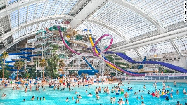 12 Of The World S Best Water Parks Indoor Waterpark Water Park