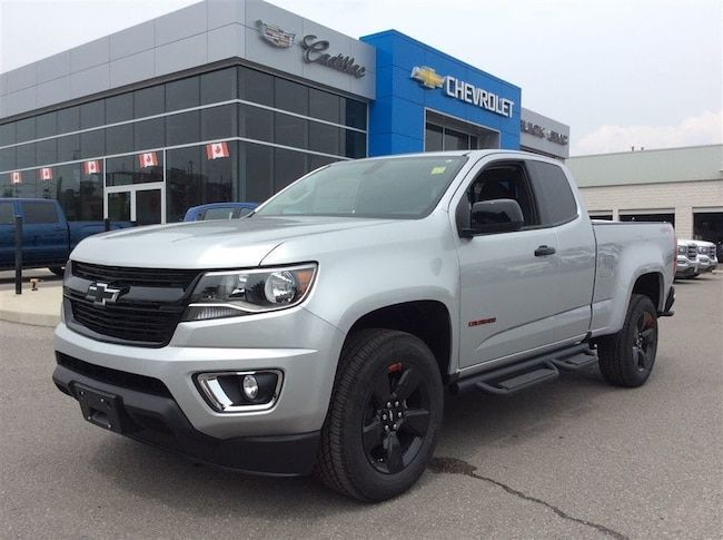 Pictures Of 2017 Chevy Colorado