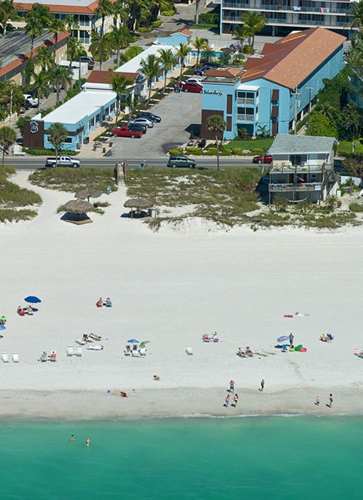 Beach Resort & Condo Rentals on Anna Maria & Bradenton Beach