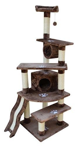 Cat Tree Store Shanghai Mocha Cat Tree Cat Tower Cat Condo