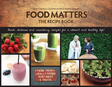 Food matters the recipe book food matters literature pinterest food matters the recipe book forumfinder Choice Image