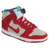 Nike SB Dunk High Pro - Shane O'Neill - Gym Red/Gym Red-White