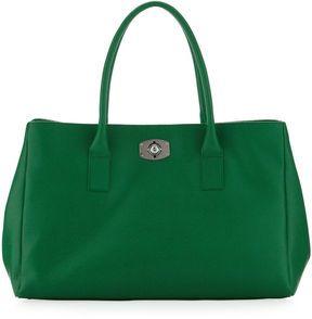 d1d503fd645dfb ShopStyle: Furla Appaloosa Large East-West Tote Bag, Avocado ...